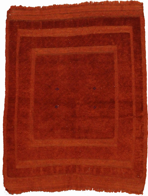 """3'5"""" X 4'5"""" Over dyed Afghan sofreh"""