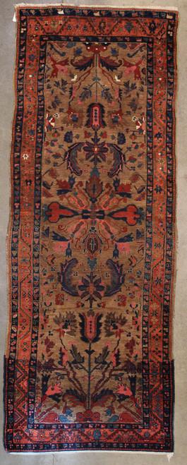 Kurdish rug made in Iran