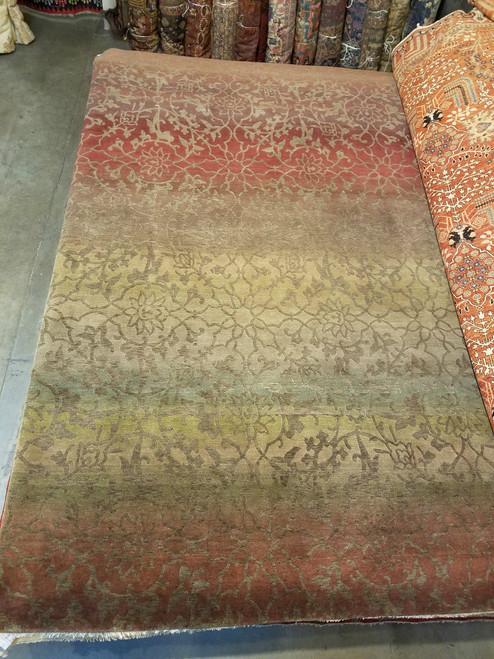 9' X 12' Modern design rug