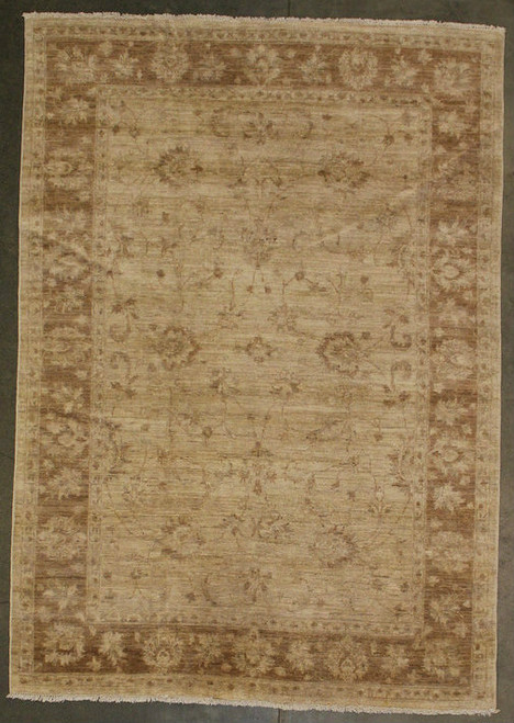 faded design rug made in Pakistan