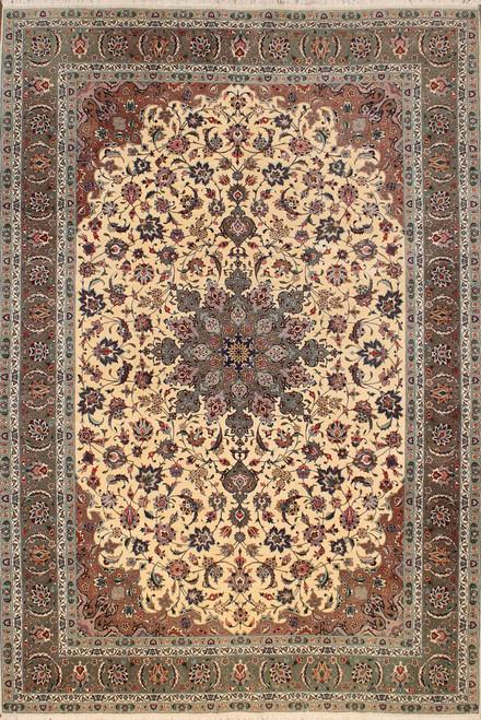6' 7 X 10' Persian Tabriz