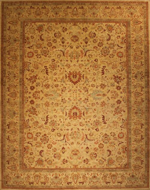 9'3 X 11'10 Traditional design rug