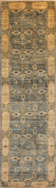 2'8 X 9'8 Transitional design runner