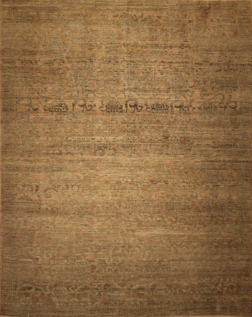 8'11 X 11'3 Modern design rug