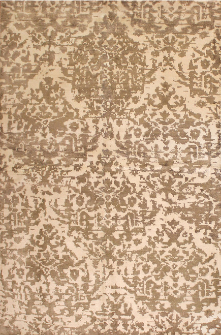 5'10 X 9' Moroccan rug