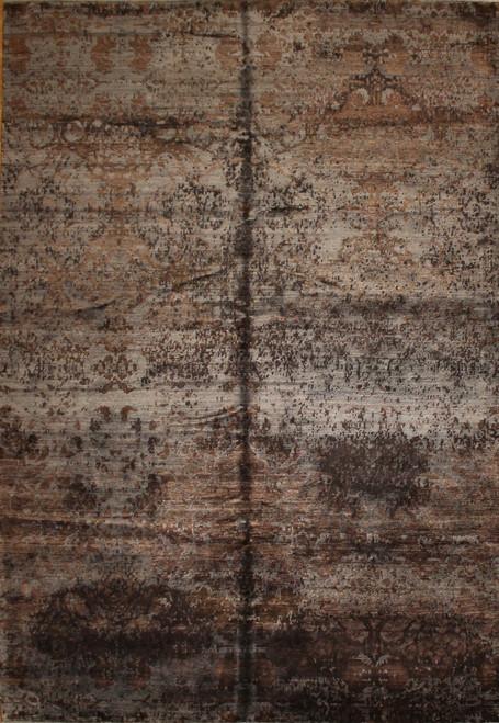 8'3 X 11'9 Nepalis modern design rug