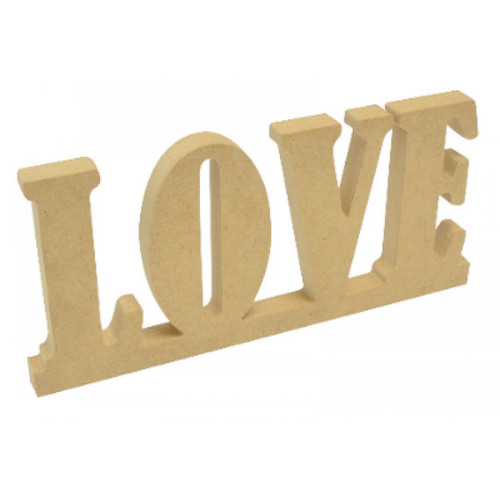 Love - KAISERdecor Wooden Word |Kaisercraft