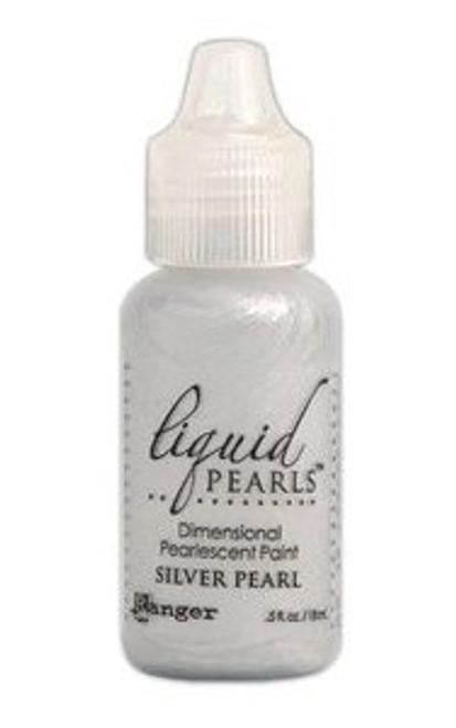 Silver Pearl Liquid Pearls 0.5 oz bottle - Ranger