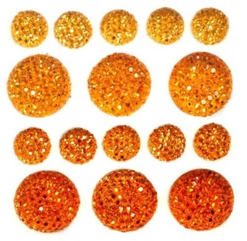 Kaisercraft Sparklets in Saffron (SDRS412)