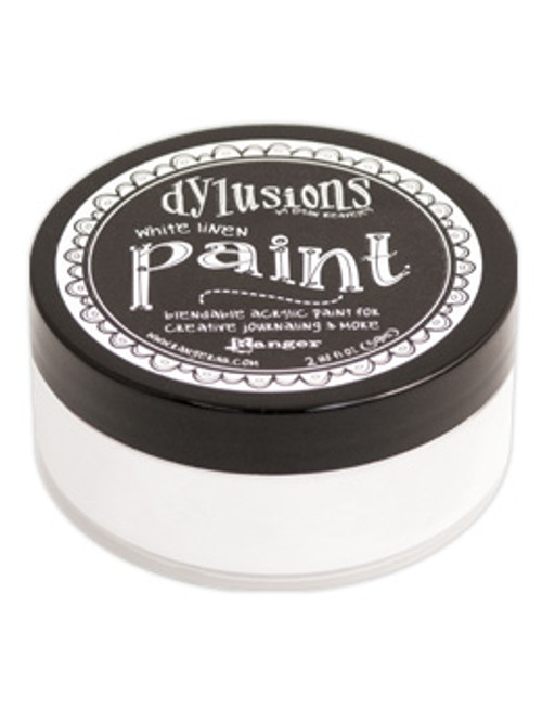 Ranger/ Dyan Reaveley - Dylusions Paint - White Linen (SDDYP46059)