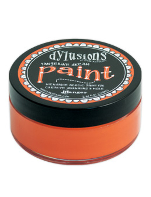 Ranger/ Dyan Reaveley - Dylusions Paint - Tangerine Dream