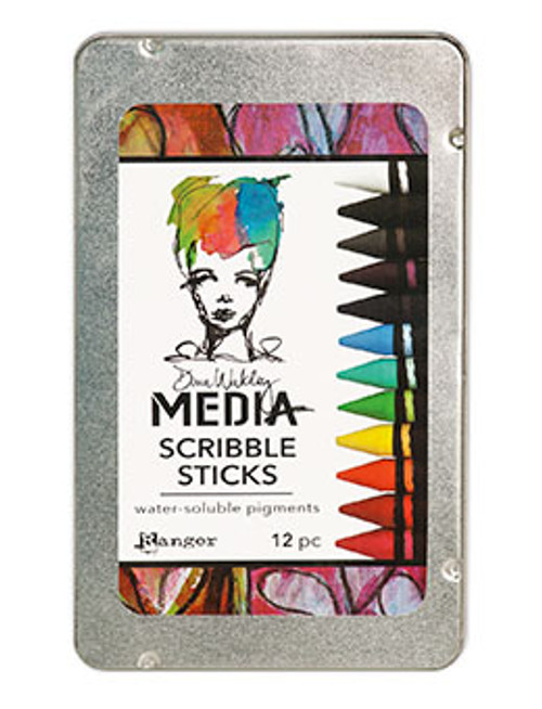 Ranger / Dina Wakley Media Scribble Sticks (SDMDA54733)