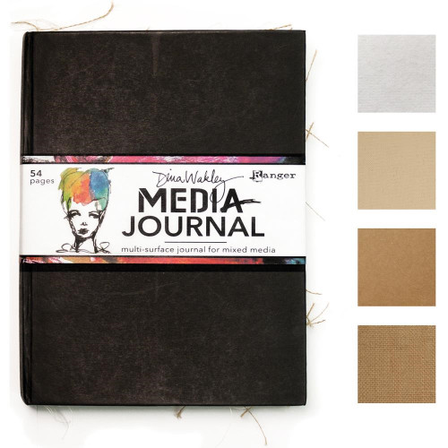 Ranger / Dina Wakley Media Journal