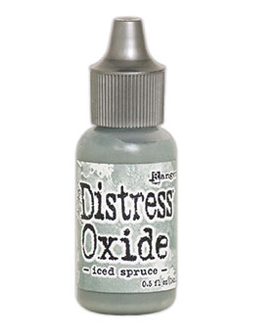 Ranger/ Tim Holtz Distress Oxide Re-inker- Iced Spruce (SDTDR57130)