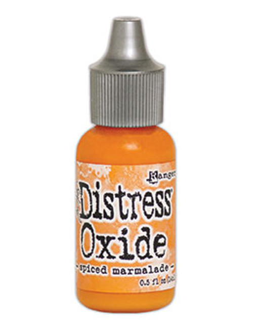 Ranger/ Tim Holtz Distress Oxide Re-inker- Spiced Marmalade (SDTDR57321)