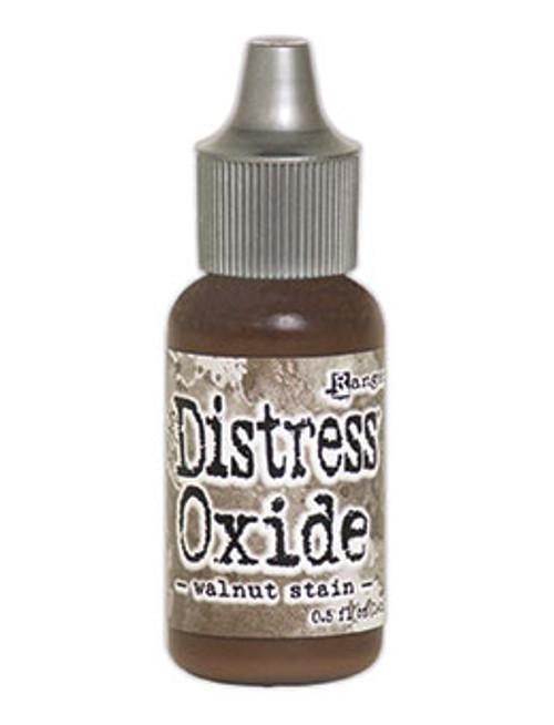 Ranger/ Tim Holtz Distress Oxide Re-inker- Walnut Stain (SDTDR57420)