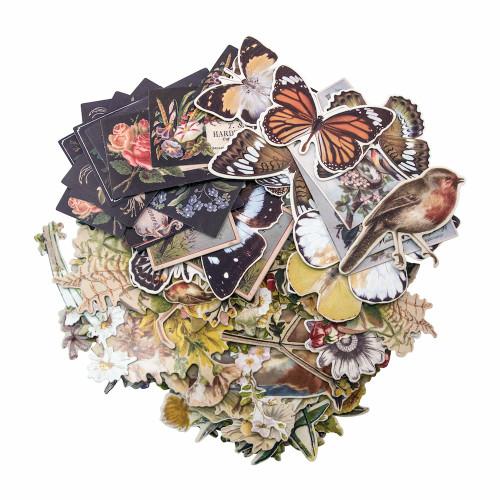 Tim Holtz Idea-ology Layers-  Botanical