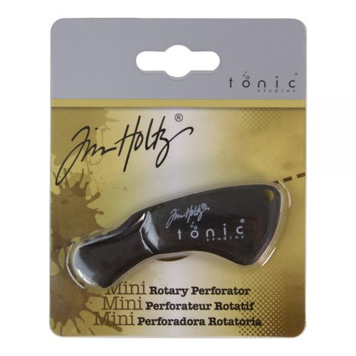 Tonic Studios/ Tim Holtz- Mini Rotary Perforator (SDTTS0806E)