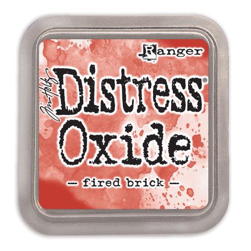 Ranger/ Tim Holtz Distress Oxide Ink Pad- Fired Brick (SDTDO55969)