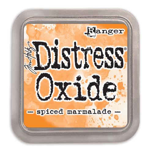 Ranger/ Tim Holtz Distress Oxide Ink Pad- Spiced Marmalade (SDTDO56225)