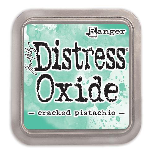 Ranger/ Tim Holtz Distress Oxide Ink Pad- Cracked Pistachio (SDTDO55891)