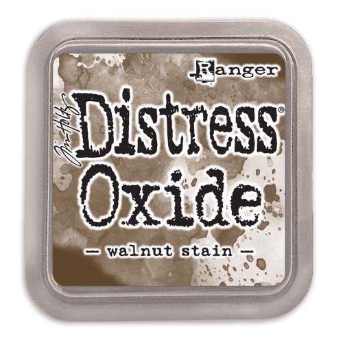 Ranger/ Tim Holtz Distress Oxide Ink Pad- Walnut Stain (SDTDO56324)