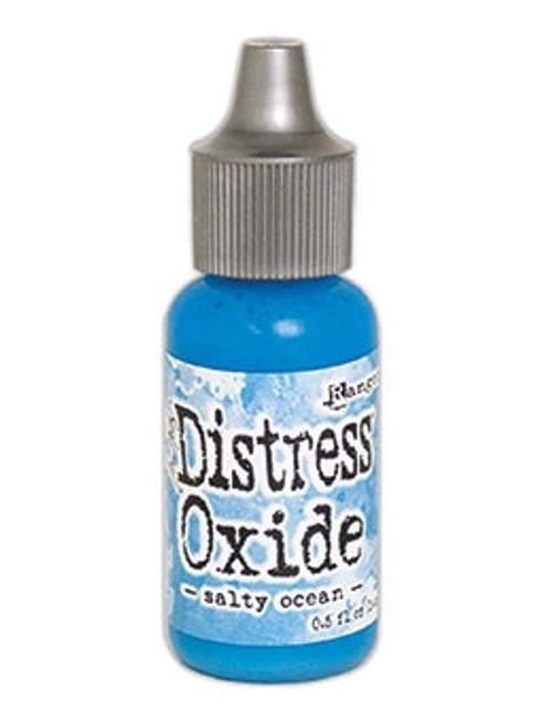 Ranger/ Tim Holtz Distress Oxide Re-inker- Release #2: Salty Ocean (SDTDR57277)