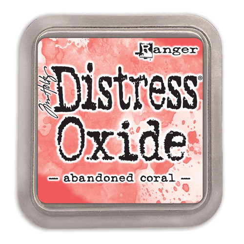 Ranger/ Tim Holtz Distress Oxide Ink Pad- Abandoned Coral (SDTDO55778)