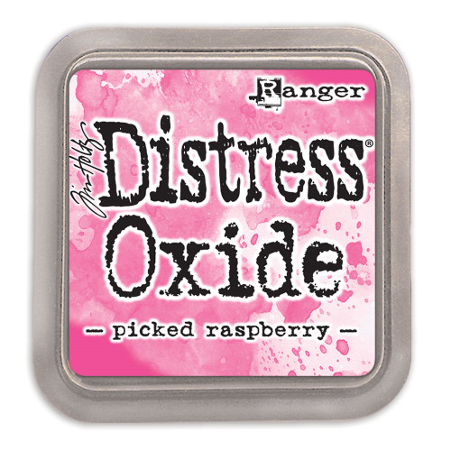Ranger/ Tim Holtz Distress Oxide Ink Pad- Picked Raspberry (SDTDO56126)