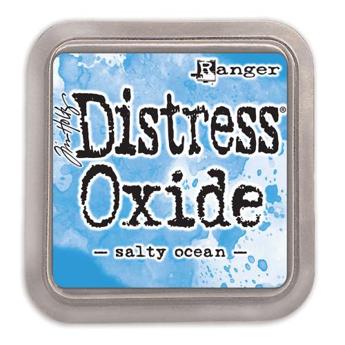 Ranger/ Tim Holtz Distress Oxide Ink Pad- Salty Ocean (SDTDO56171)