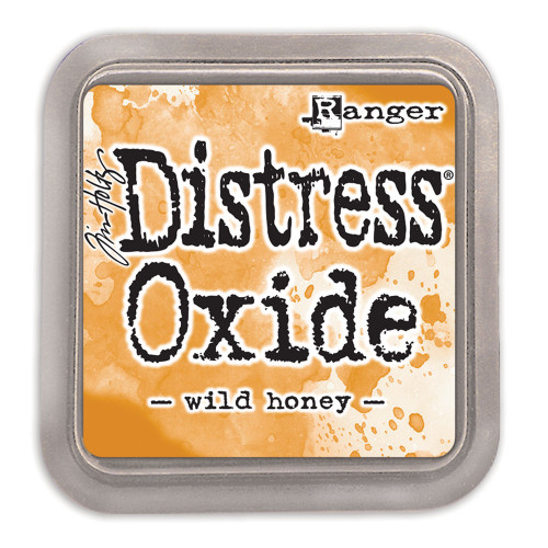 Ranger/ Tim Holtz Distress Oxide Ink Pad- Wild Honey (SDTDO56348)