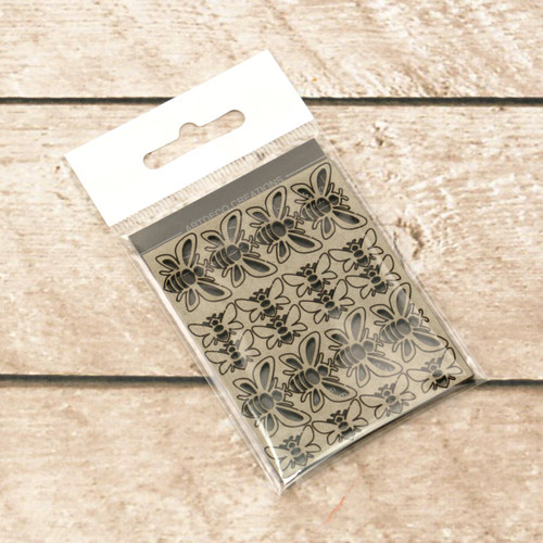 A Hive of Bees Set - Chipboard (20pc) by Couture Creations
