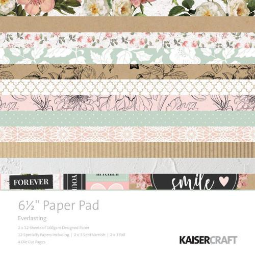"Kaisercraft - Everlasting 6.5"" Paper Pad"