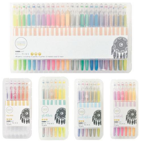 Kaiser Colour Gel Pens