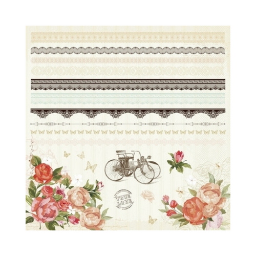 Kaisercraft 12x12 Sticker Sheet│On This Day  Collection