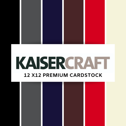 Kaisercraft 12x12│ Premium Cardstock