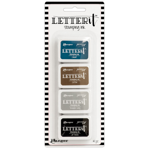 Letter It│Mini Archival Ink Pad  - Kit 1