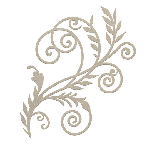 Jardin Flourish Chipboard (1pc)