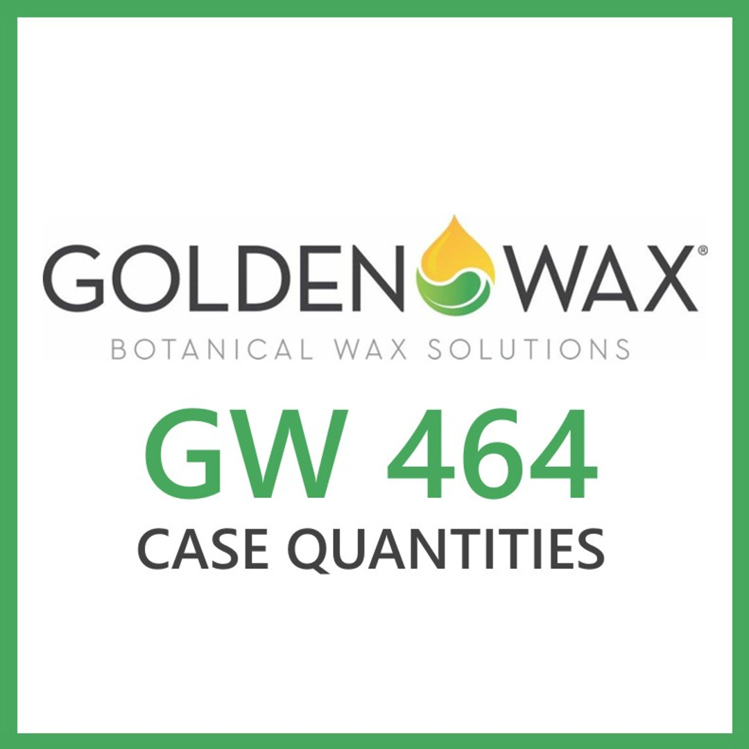 Golden Brands Gw 464 Soy Wax Flakes 50 Lb Case