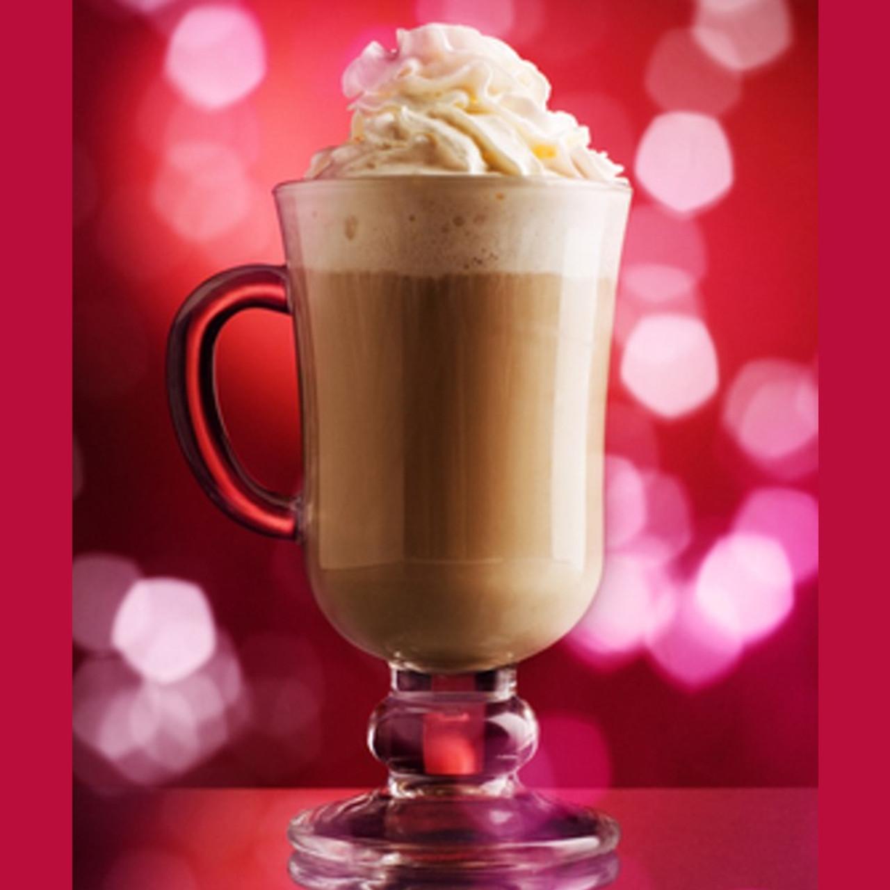 Irish Cream Coffee Ceramic Candle