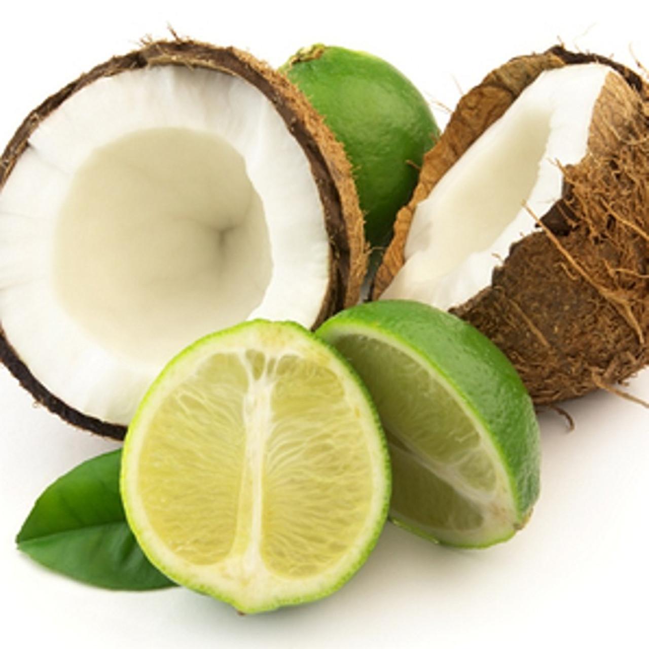 coconut fragrance Coconut Lime Verbena type scent for candle coconut candle scent candle Coconut scent