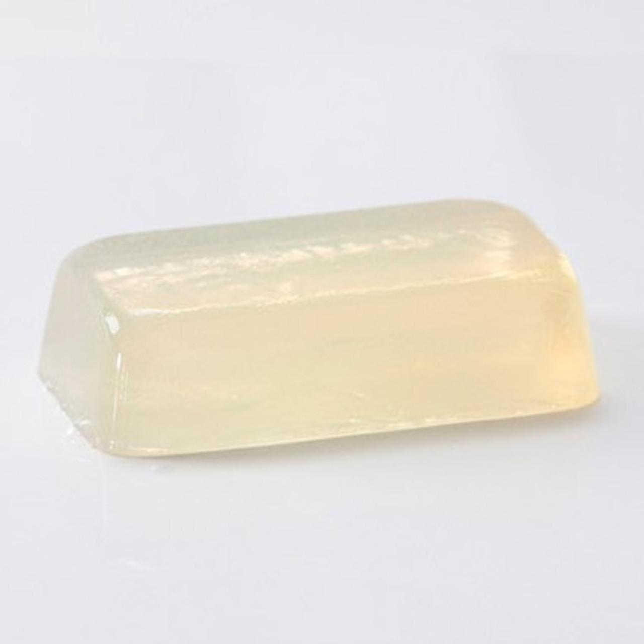 Stephenson Crystal Hemp Melt Pour Soap Base The Flaming Candle Company