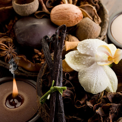 Smoked Vanilla (Type) Fragrance Oil