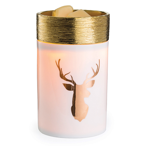 Golden Stag Tart Warmer