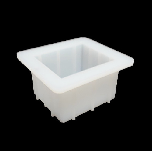 Silicone Small Loaf Soap Mold