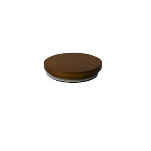 Oxford/Cambridge Large Wooden Lid - Golden Oak