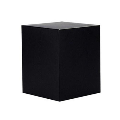 Oxford/Cambridge Large Candle Box - Black
