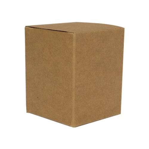 Oxford/Cambridge Large Candle Box - Kraft Brown