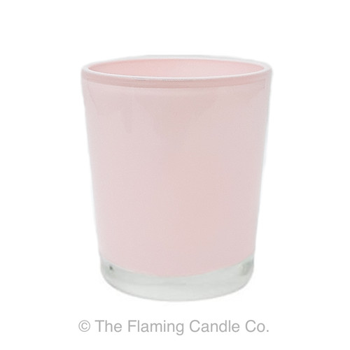 Oxford Pink Large Jars - 1 dozen.