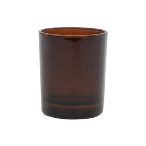 Oxford Amber Large Jars - 1 dozen.